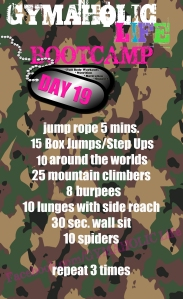 19 FREE BOOTCAMP exercises copy